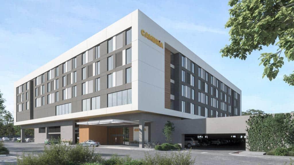 Choice Hotels Cambria viešbutis