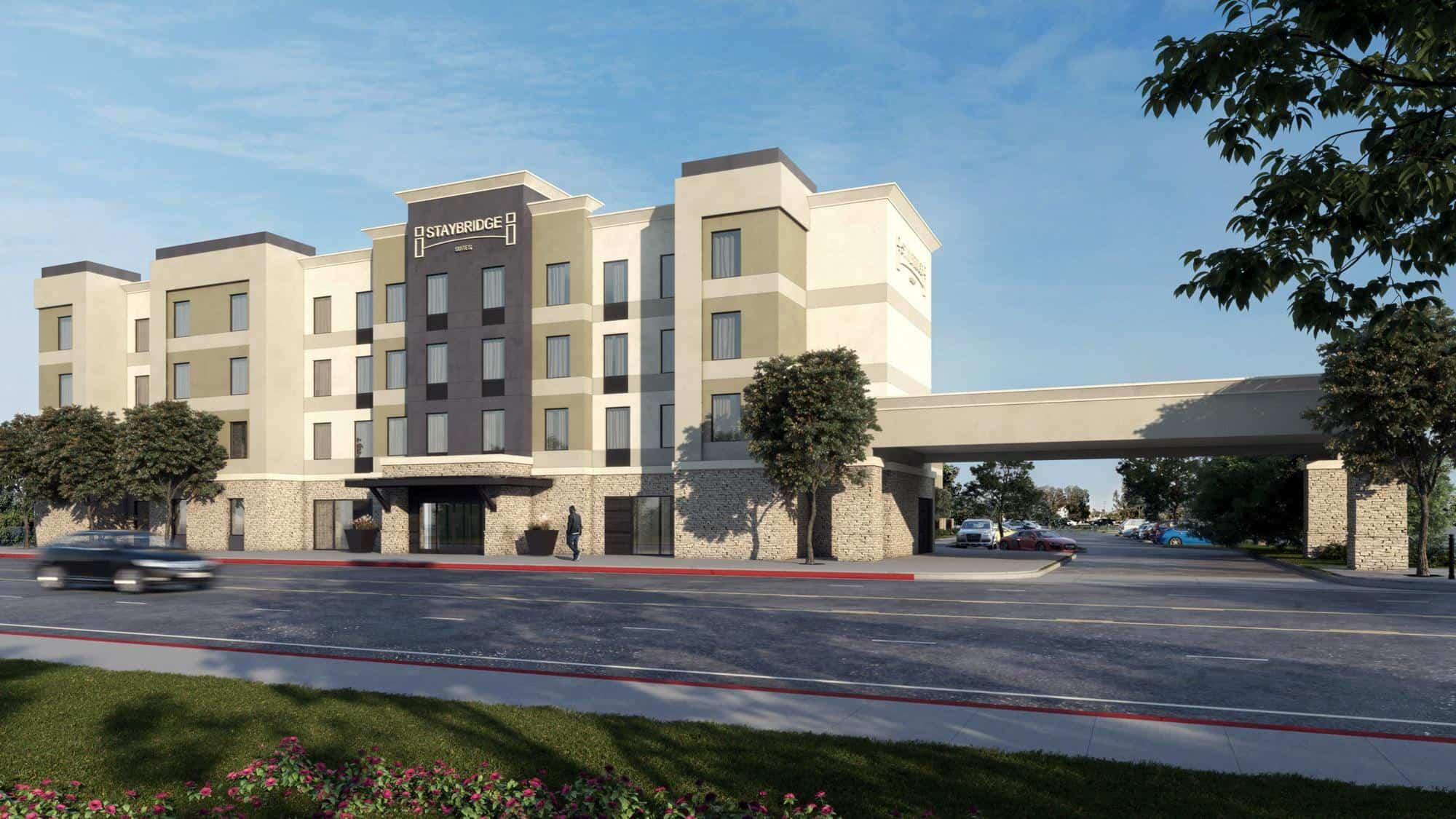 IHG Staybridge Suites Viešbutis