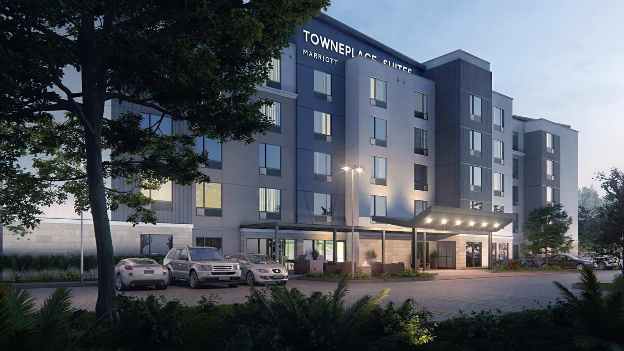 Marriott TownePlace Suites viešbutis